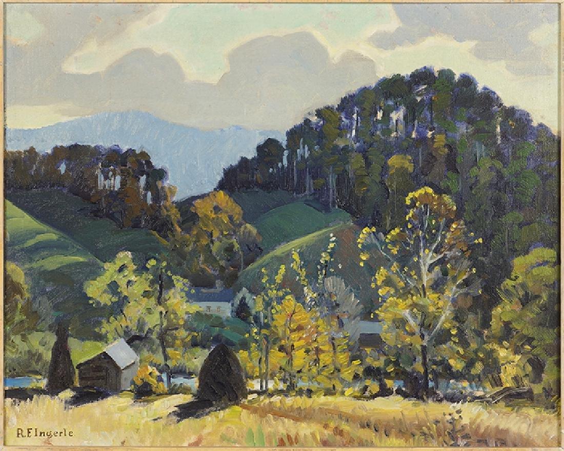 Rudolph F. Ingerle (American, 1879-1950) The Ozarks.