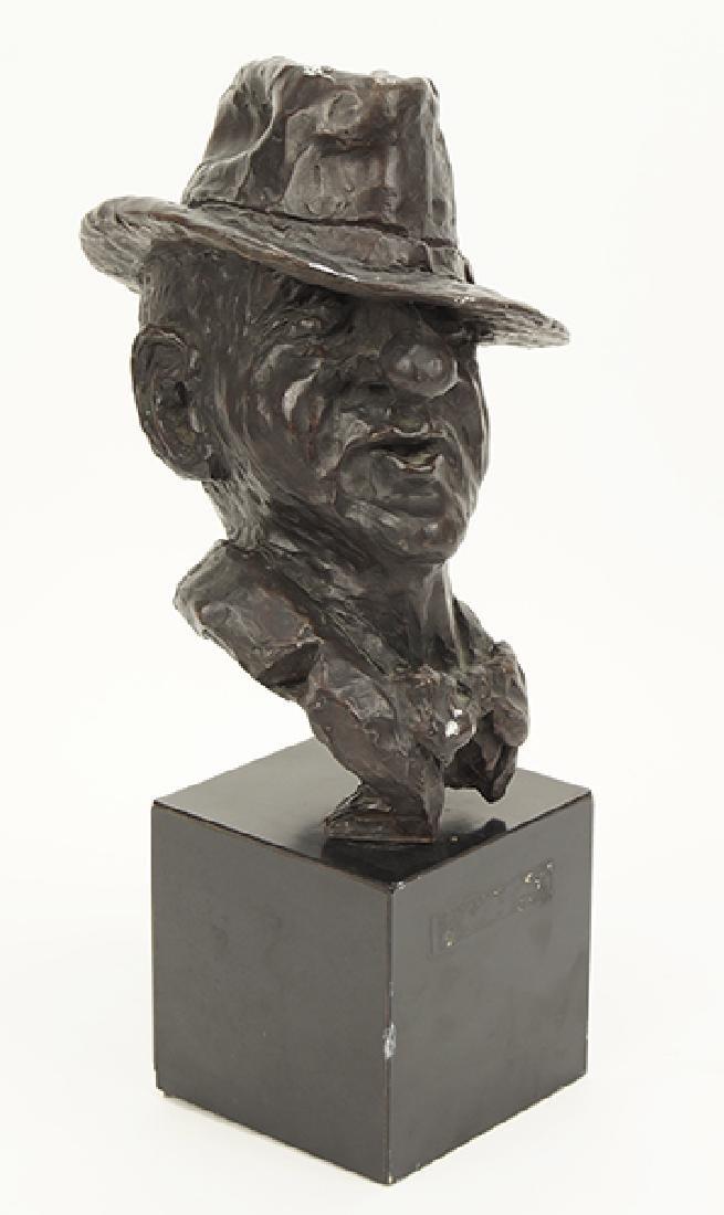 Rube Goldberg (American, 1883-1970) Jimmy Durante.
