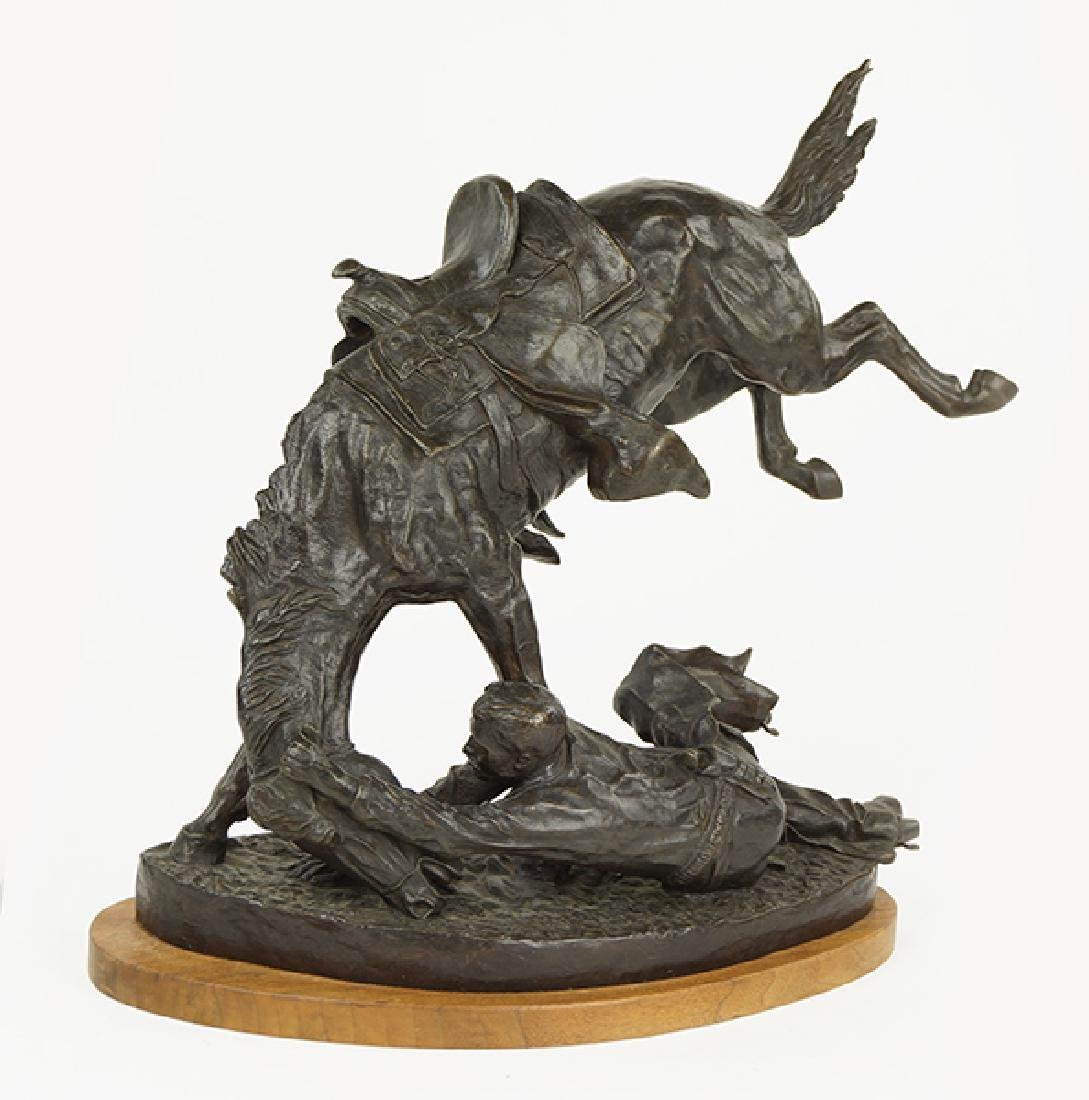After Frederic Remington (American, 1861-1909) Wicked