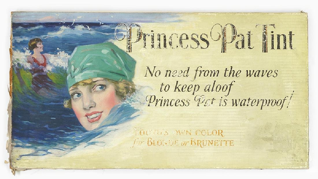 Artist Unknown (American, 20th Century) Princess Pat