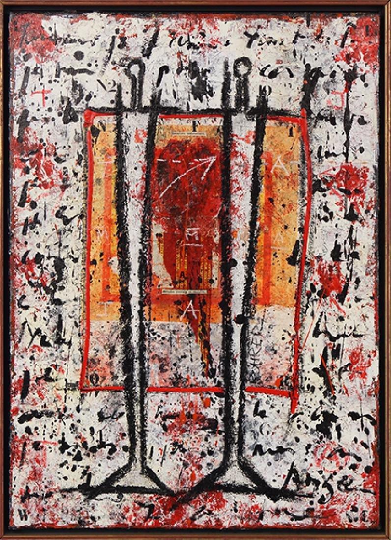 Jean-Daniel Rohrer (Swiss/Canadian, B. 1960)