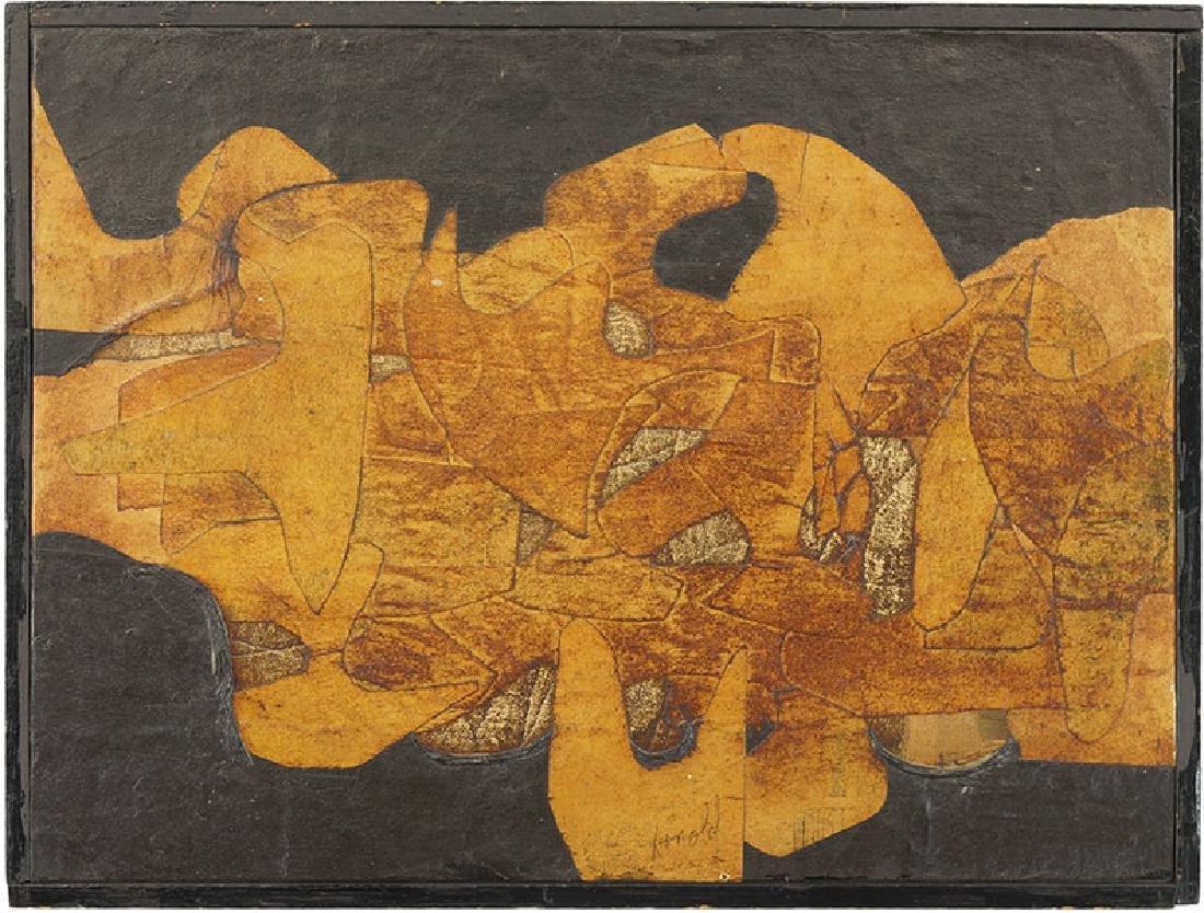 Ralph Moffett Arnold (American, 1928-2006) Untitled
