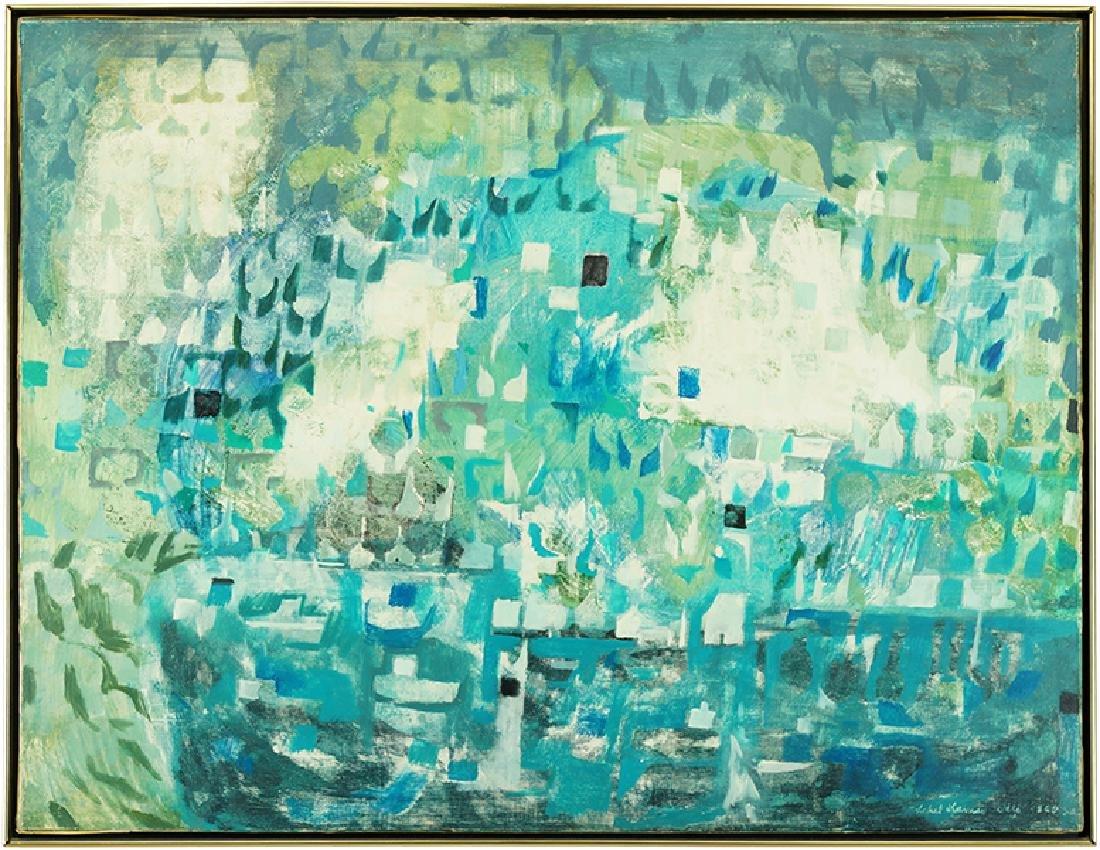 Lehel Urmenyi-Hamar (Hungarian, Contemporary) Title