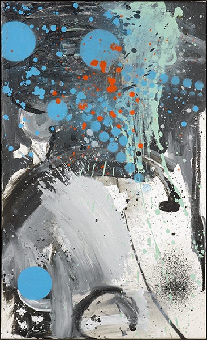 Dzine / Carlos Rolon (American, B. 1970) Untitled.
