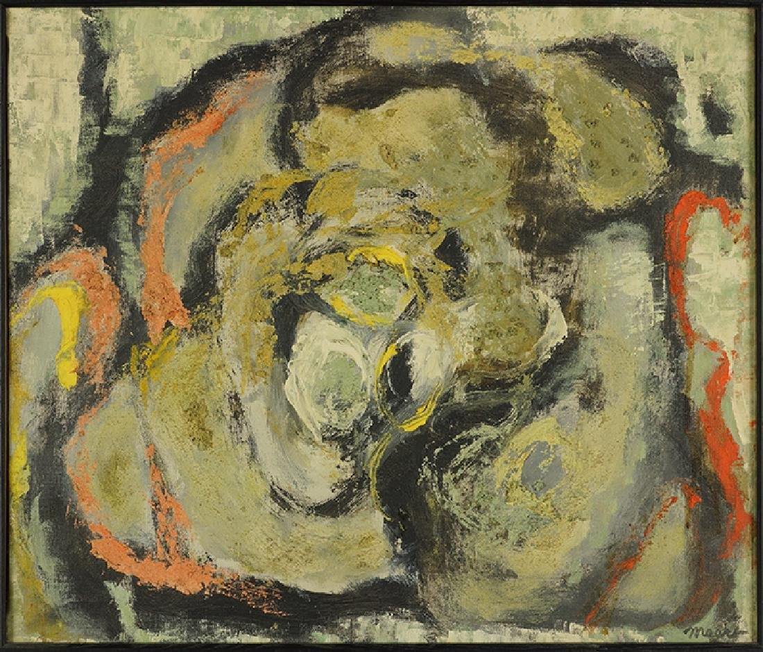 Joseph Meert (Dutch-American, 1905-1990) Clams.