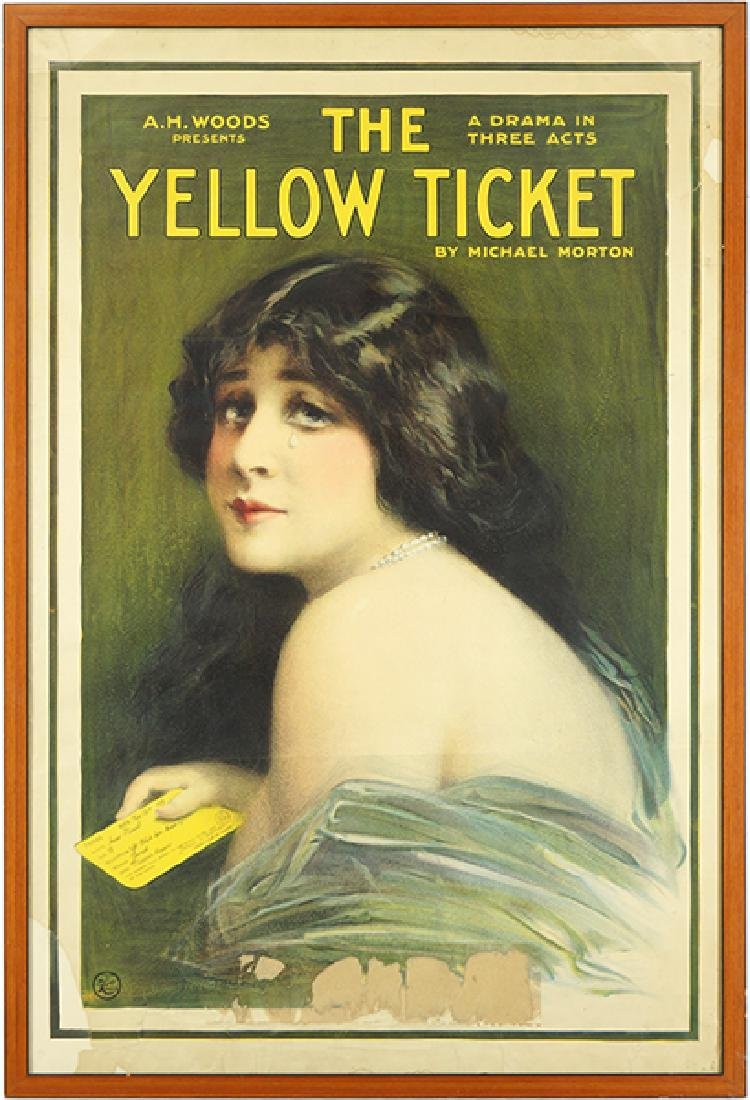 The Yellow Ticket.