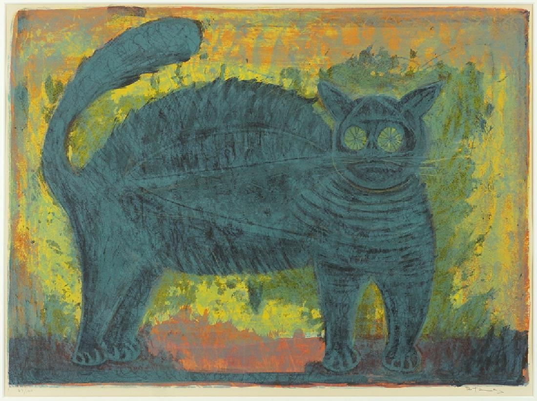 Rufino Tamayo (Mexican, 1899-1991) Cat.