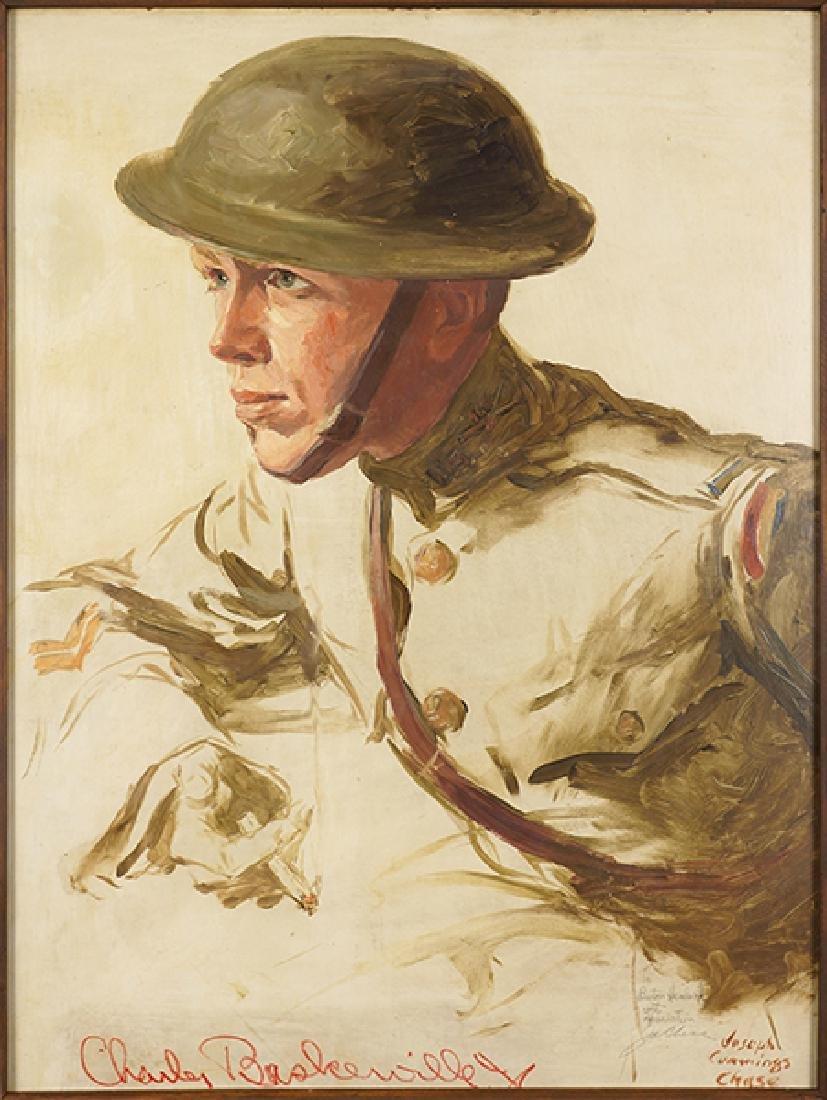 Joseph Cummings Chase (American, 1878-1965) Portrait of