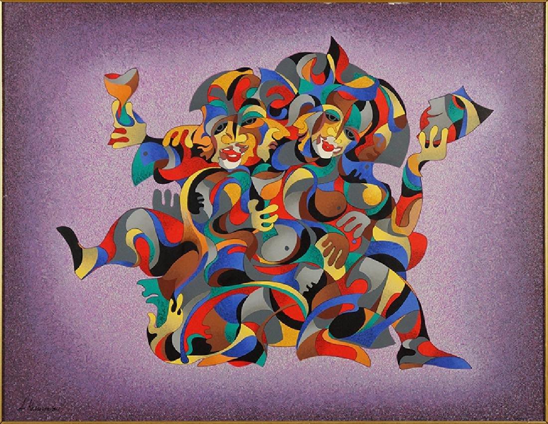 Anatole Krasnyansky (Ukranian-American, B. 1930)