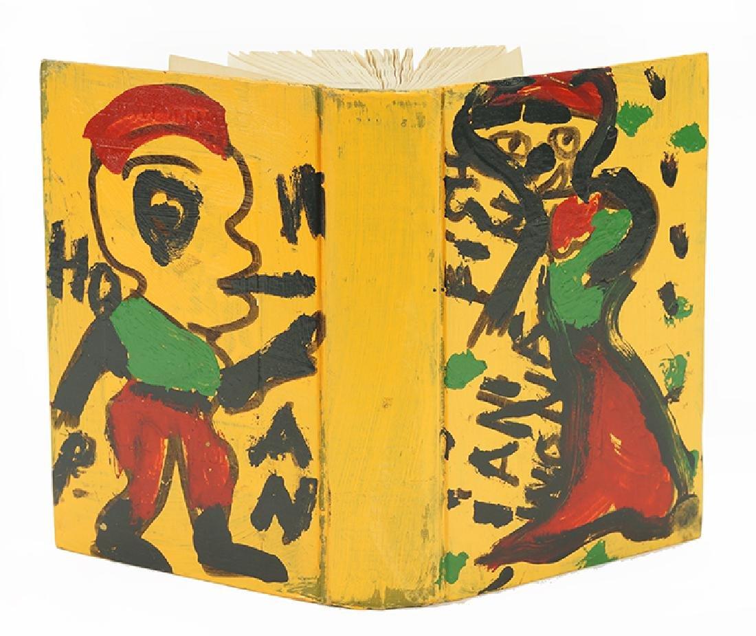 Willie Jinks (American, 1922-2010) A Book.