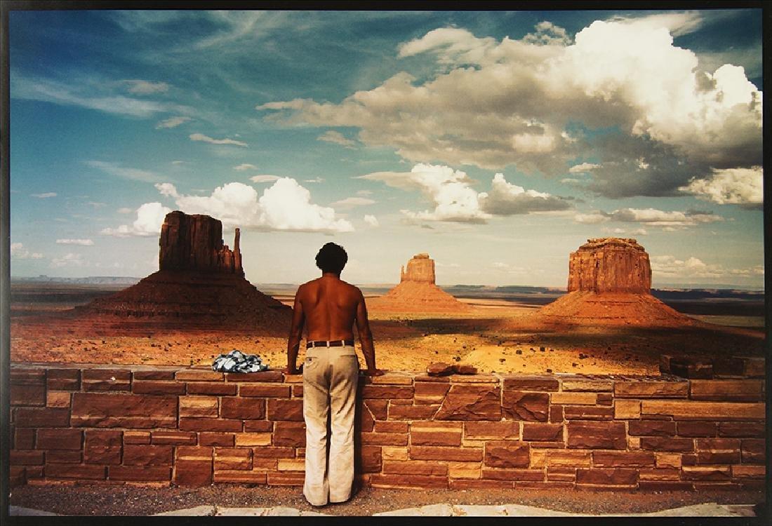 Roger Kingston (American, b. 1941) Monument Valley,