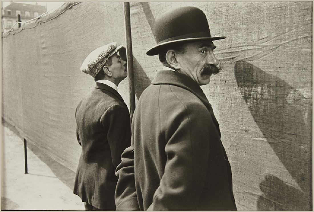 Henri Cartier-Bresson (French, 1908-2004) Brussels.