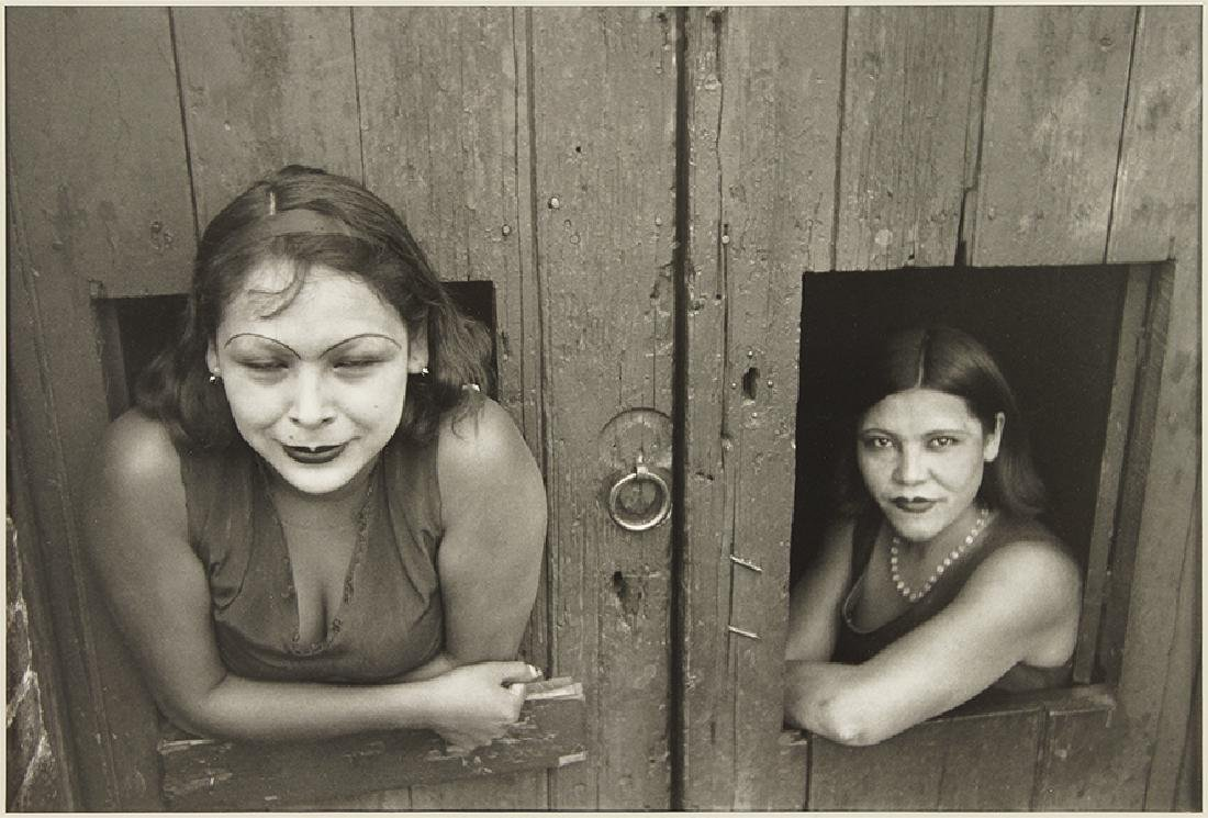 Henri Cartier-Bresson (French, 1908-2004) Calle