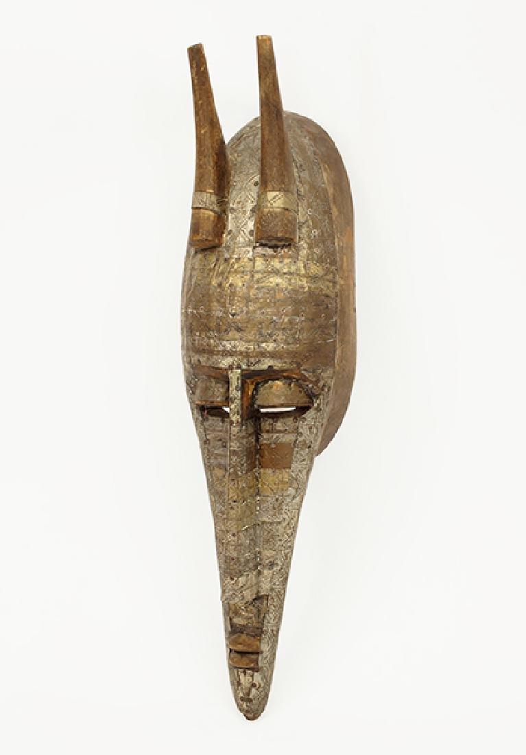 A Marka Mask.