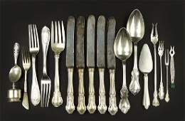 A Collection of Silver.