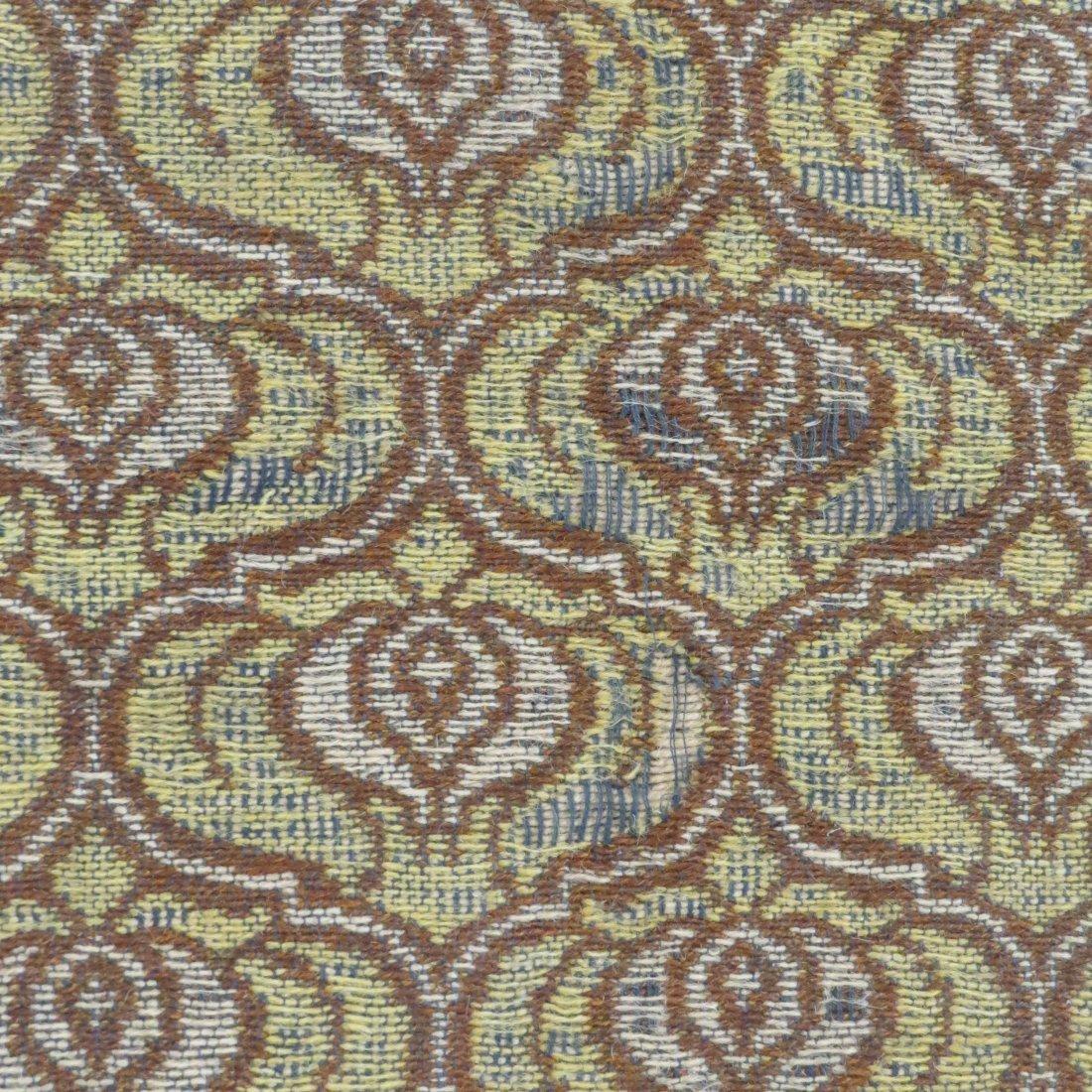 A Belgian Art Nouveau Tapestry. - 5