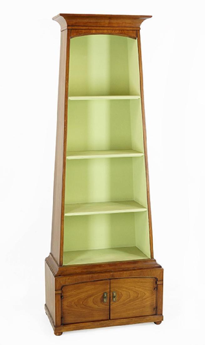 A Drexel Bookcase.