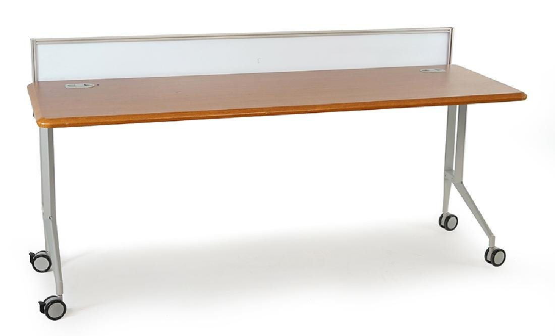 A Herman Miller Work Table.