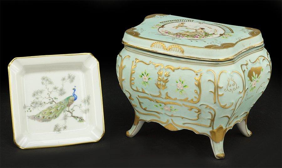 A Theodor Karner for Rosenthal Porcelain Parrot. - 3