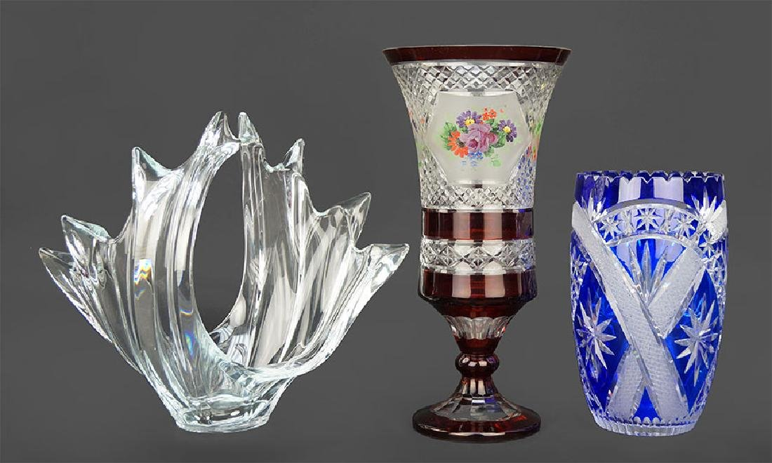 A French Crystal Bowl.