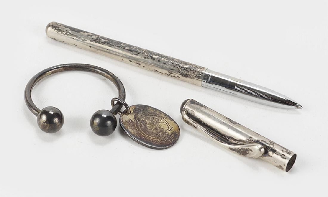 An Elsa Peretti For Tiffany & Co. Sterling Silver Pen.