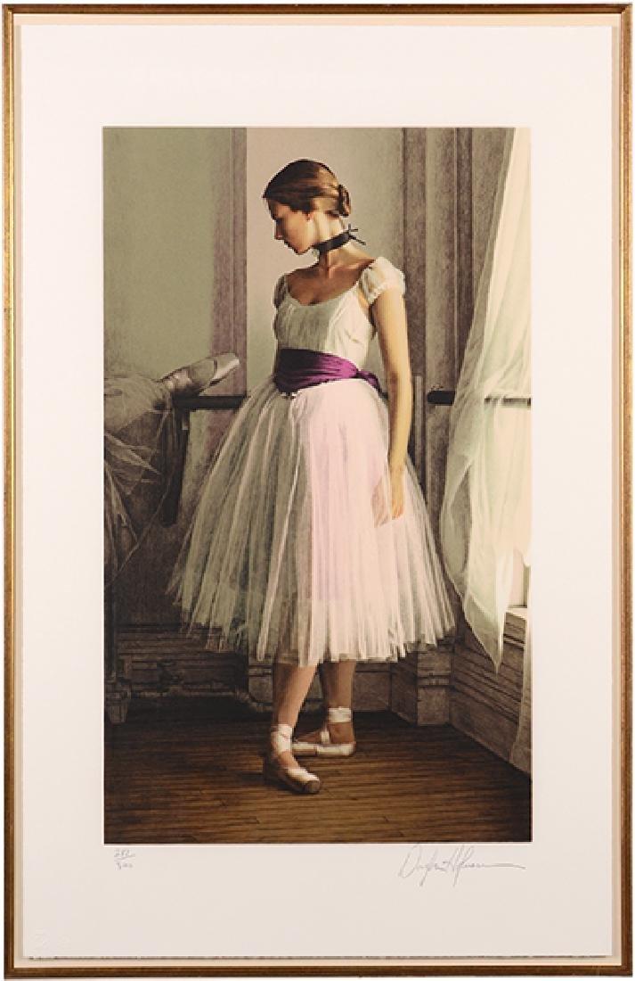 Douglas Hofmann (American, B. 1945) Ballerina.