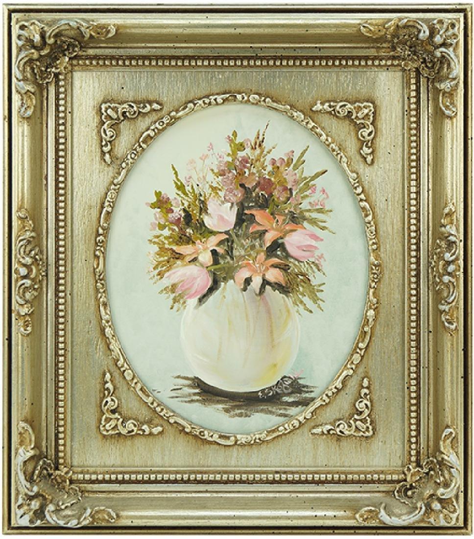 E. Skofield (American, Contemporary) Bouquet.