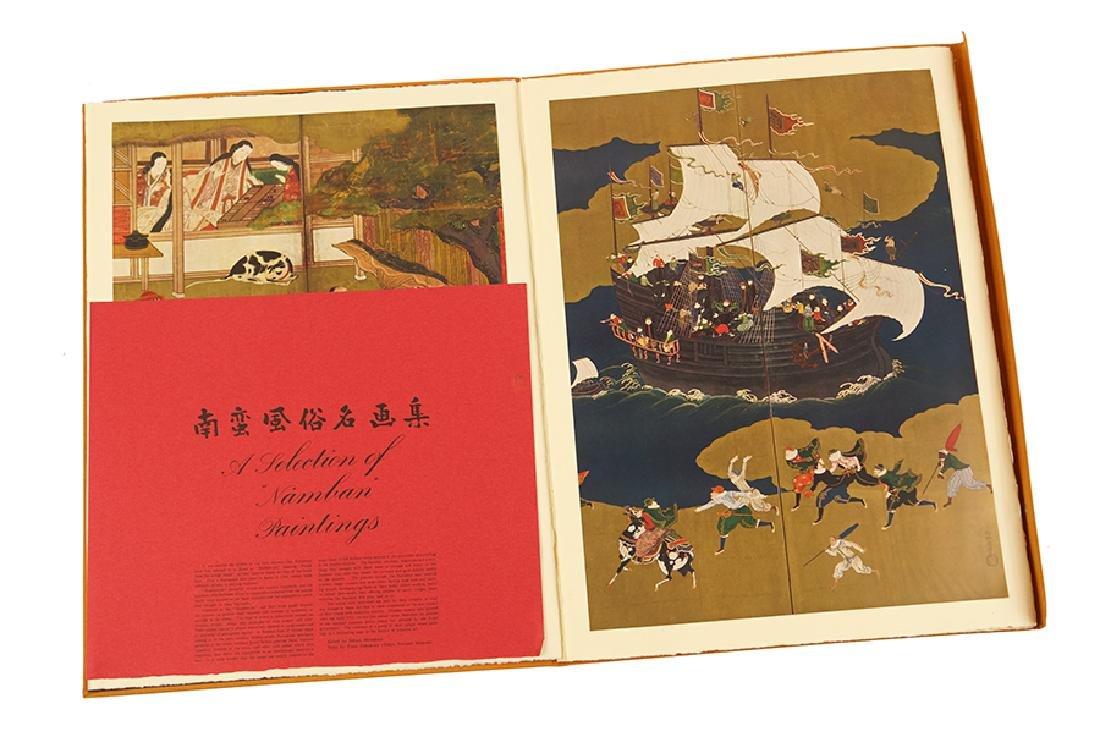 A Selection of Namban Paintings.