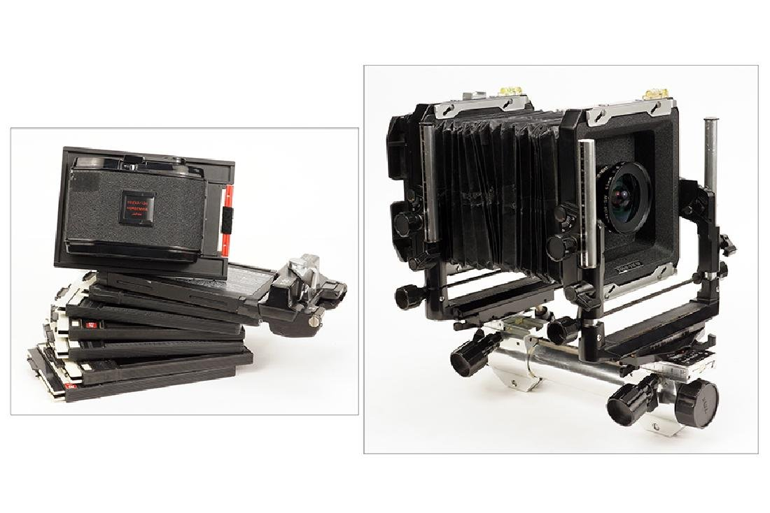 A Toyo View Camera Package.