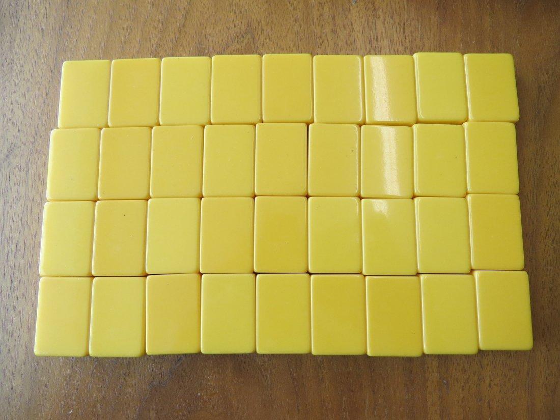A Bakelite Mahjong Set. - 2