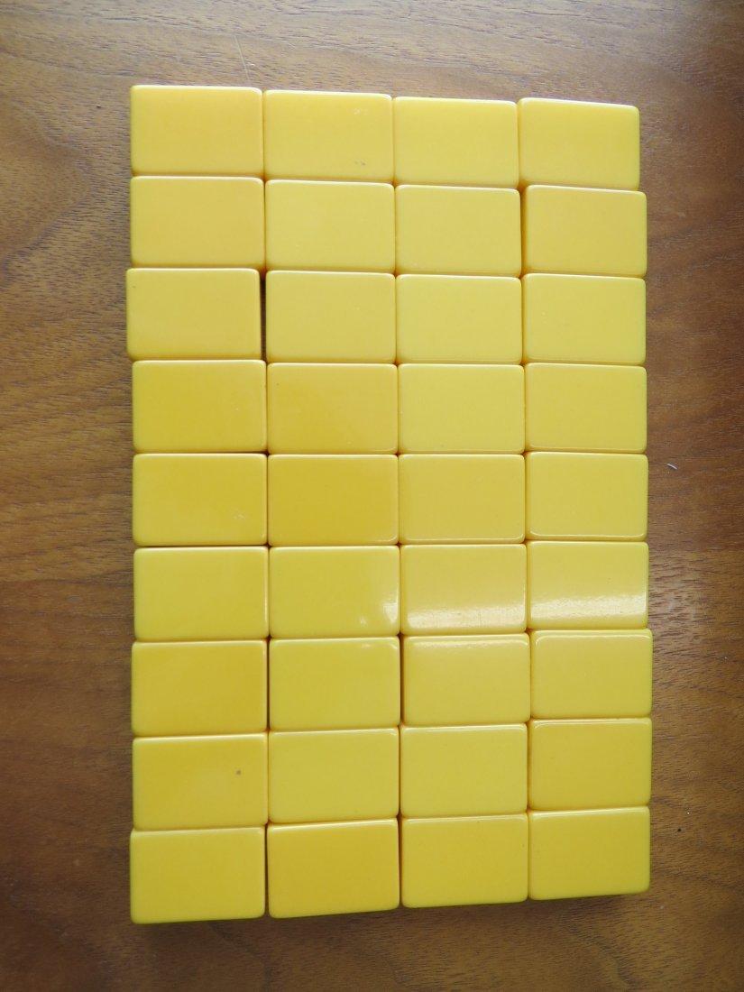 A Bakelite Mahjong Set. - 4