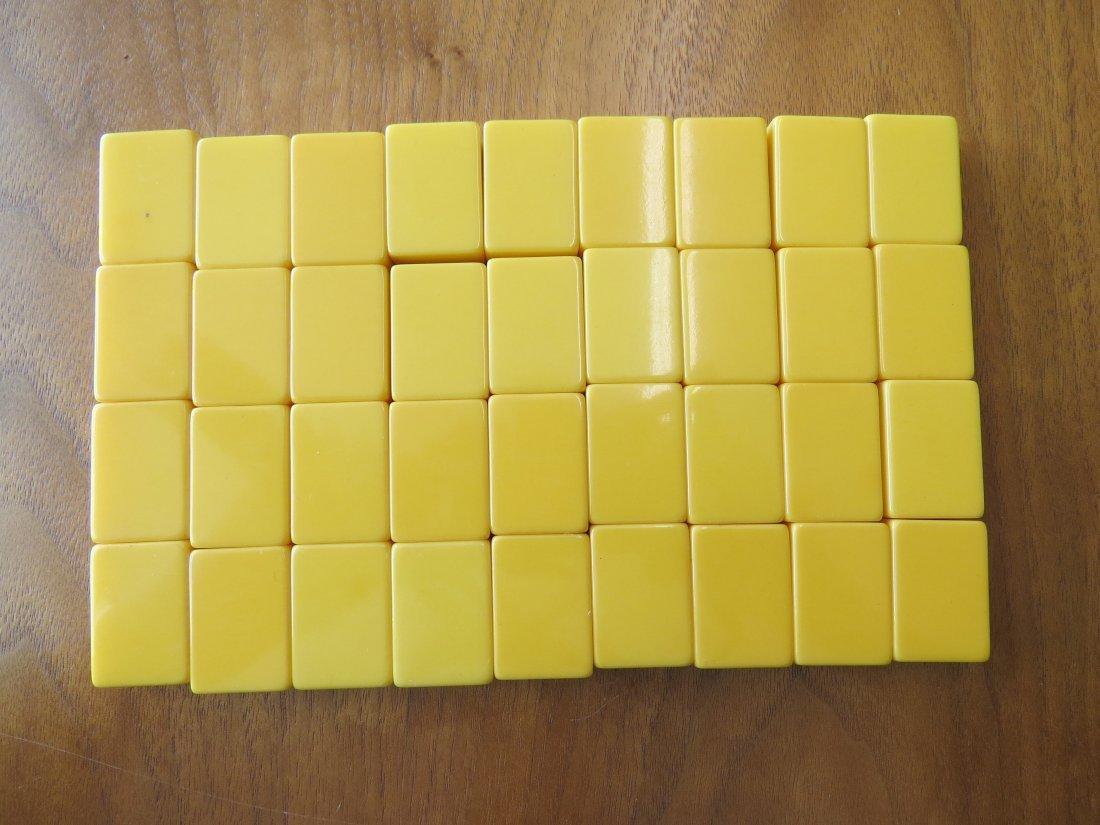 A Bakelite Mahjong Set. - 6
