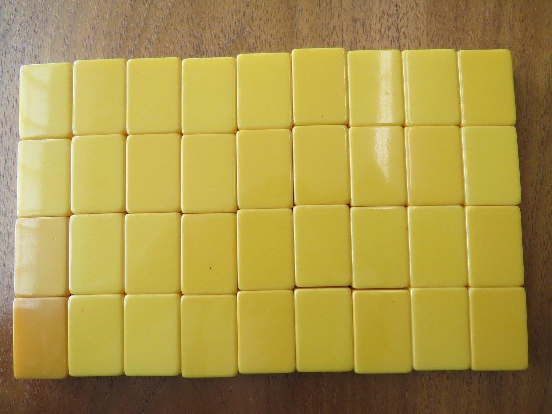 A Bakelite Mahjong Set. - 8