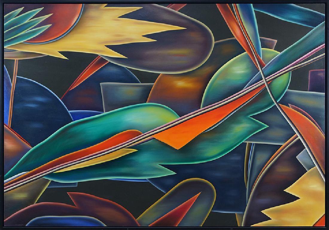 William Conger (American, B. 1937) Electra.