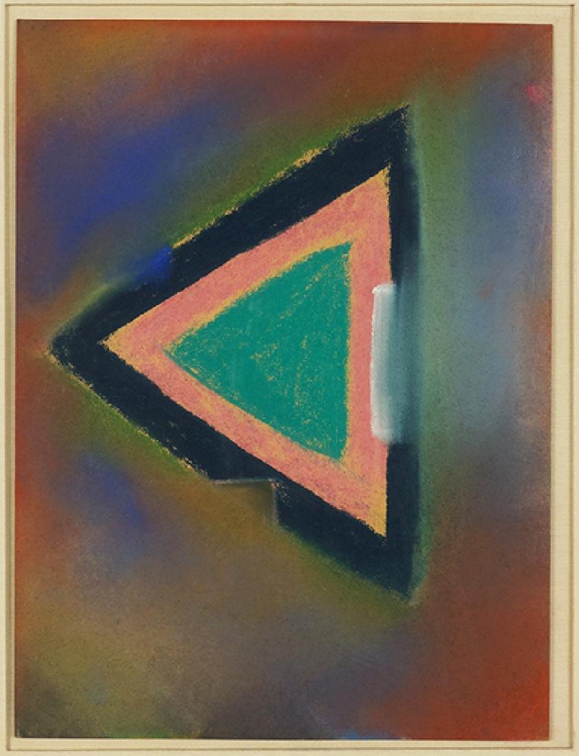 Lucas Samaras (Greek-American, B. 1936) Untitled.