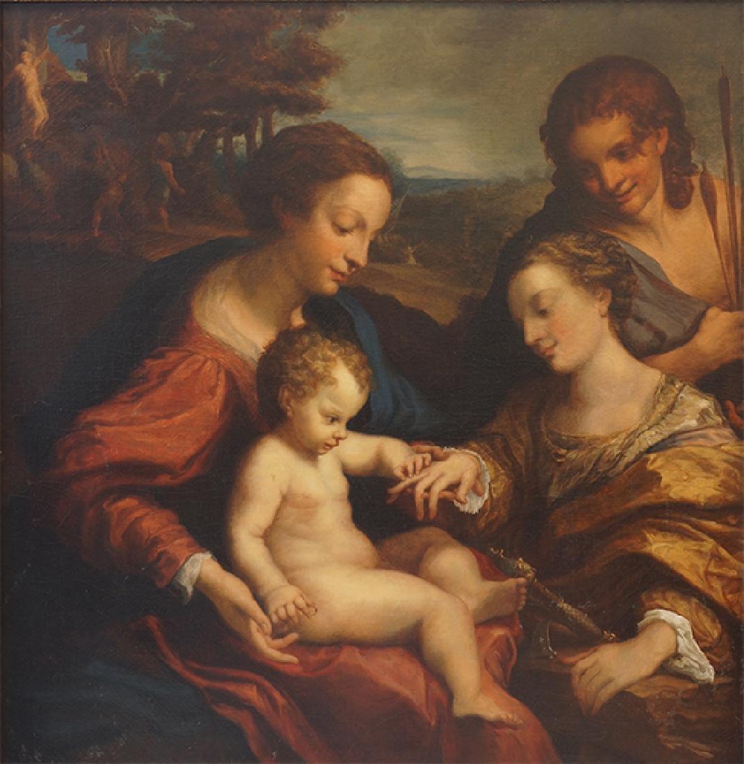 After Antonio Allegri, called Correggio (Italian,