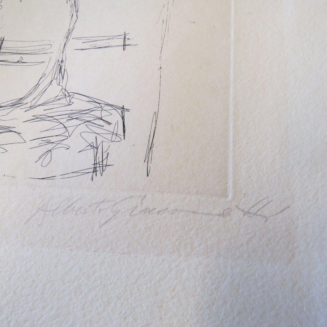 Alberto Giacometti (Swiss, 1901-1966) Dans l'Atelier. - 6