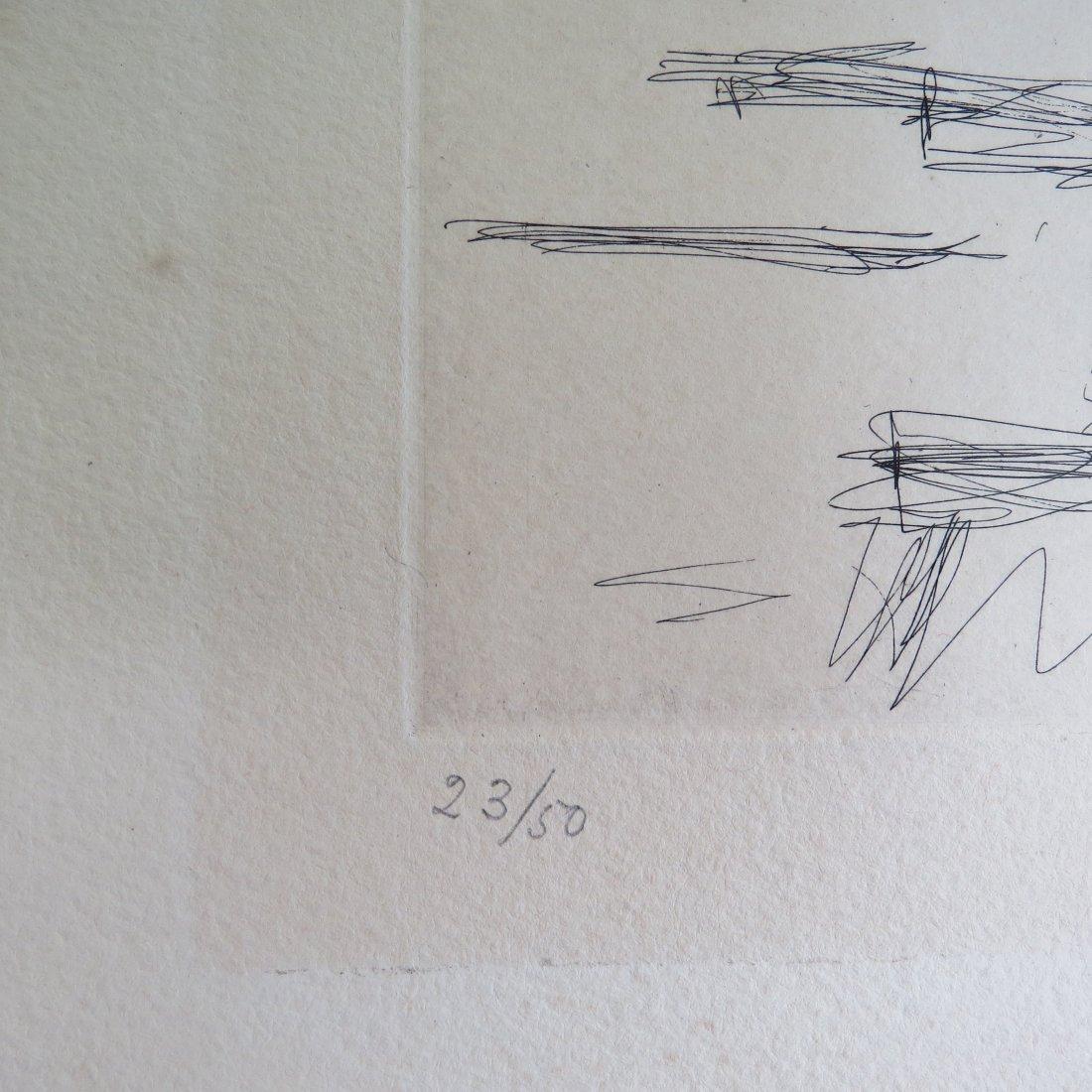 Alberto Giacometti (Swiss, 1901-1966) Dans l'Atelier. - 7