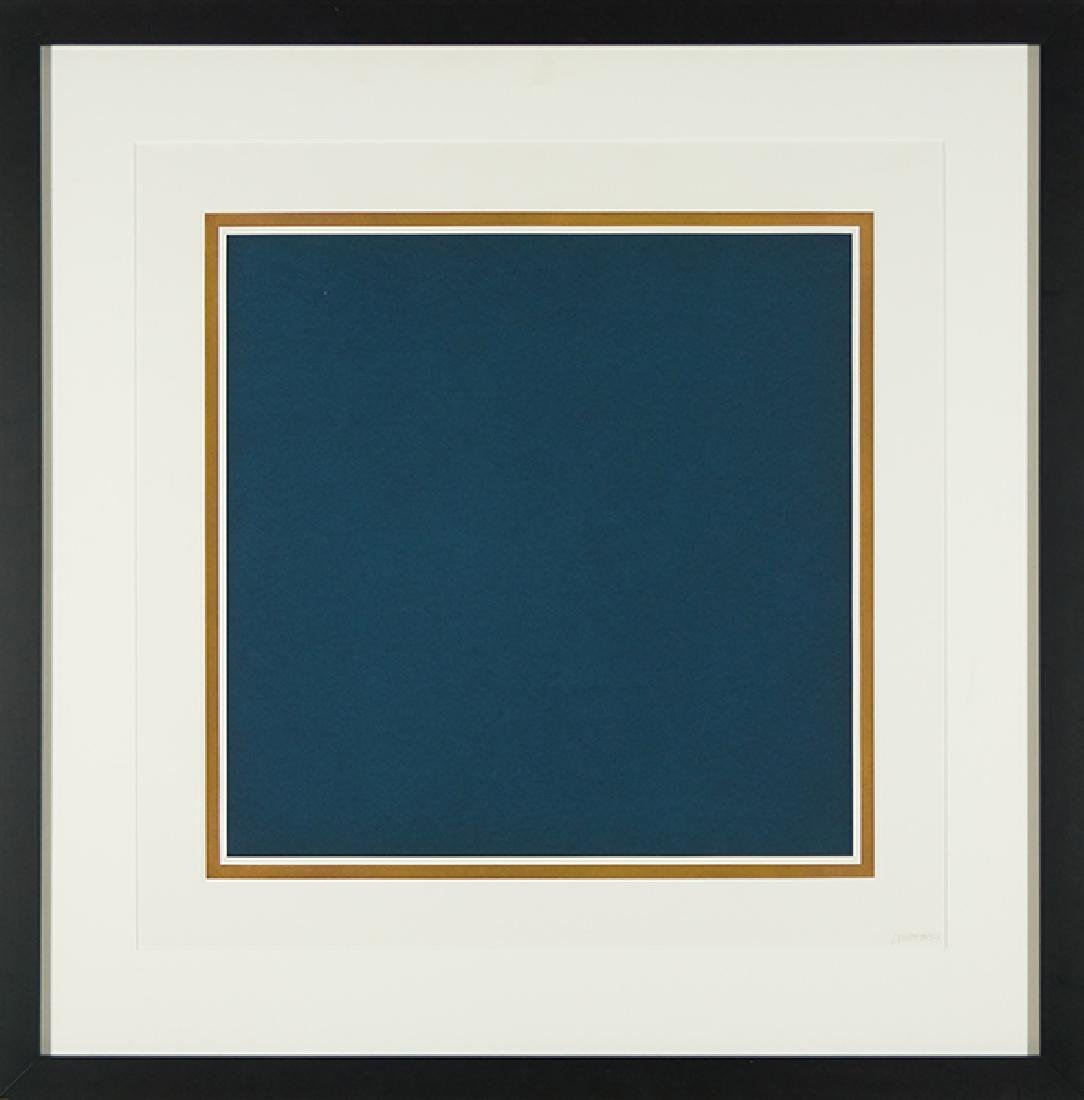 Sol LeWitt (American, 1928-2007) A Square with Colors