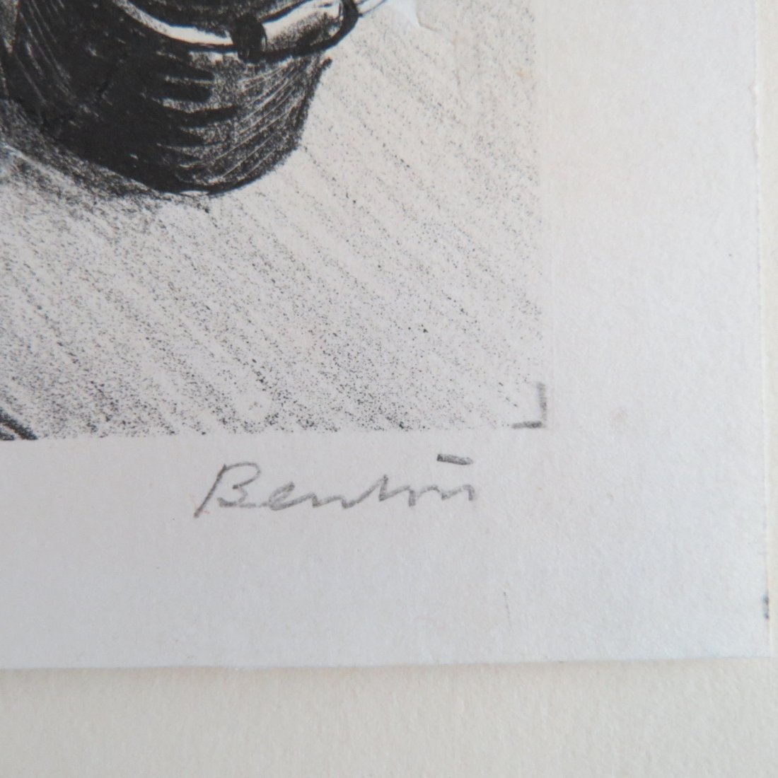 Thomas Hart Benton (American, 1889-1975) I Got a Gal on - 3