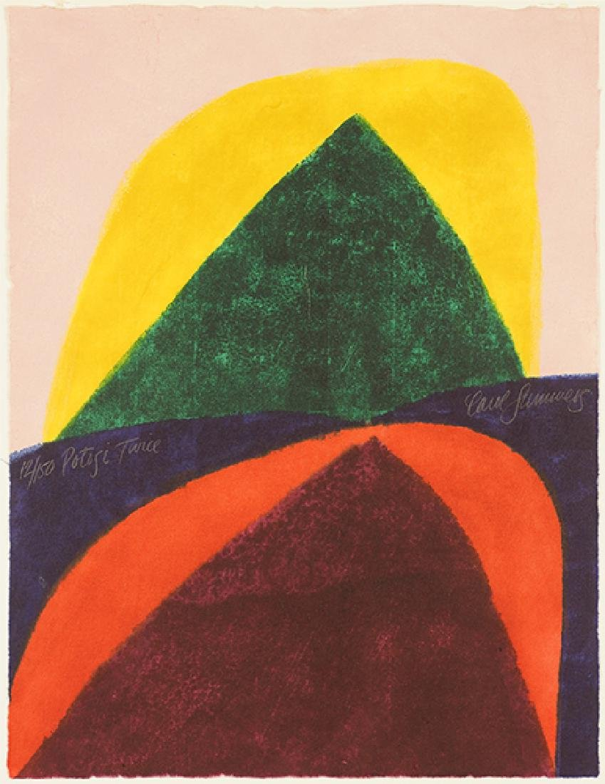 Carol Summers (American, 1925-2016) Potosi Twice.