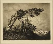 George Elbert Burr American 18591939 Home of the