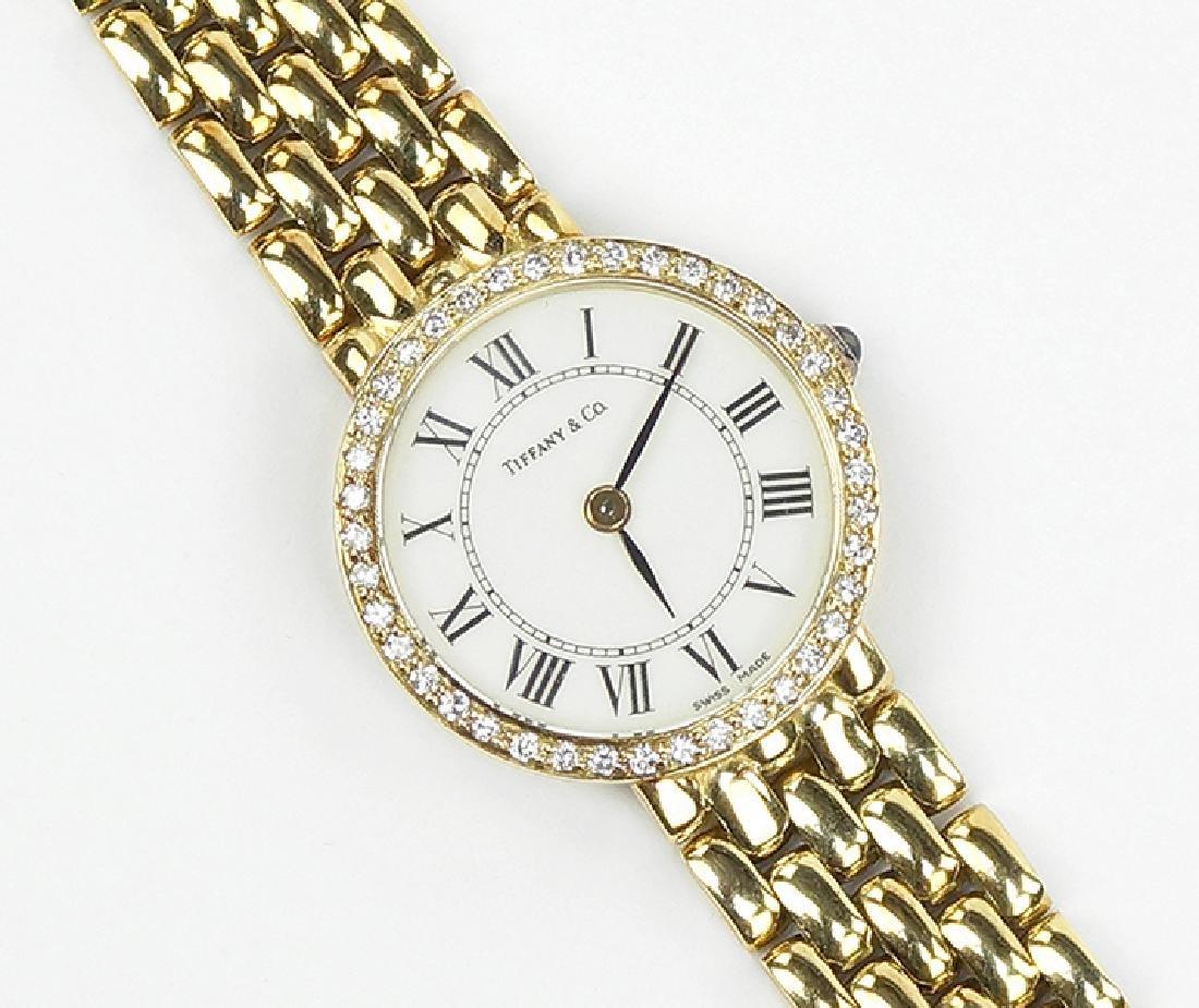A Lady's Tiffany & Company Watch.