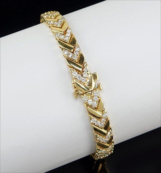 A Diamond Bracelet. - 2