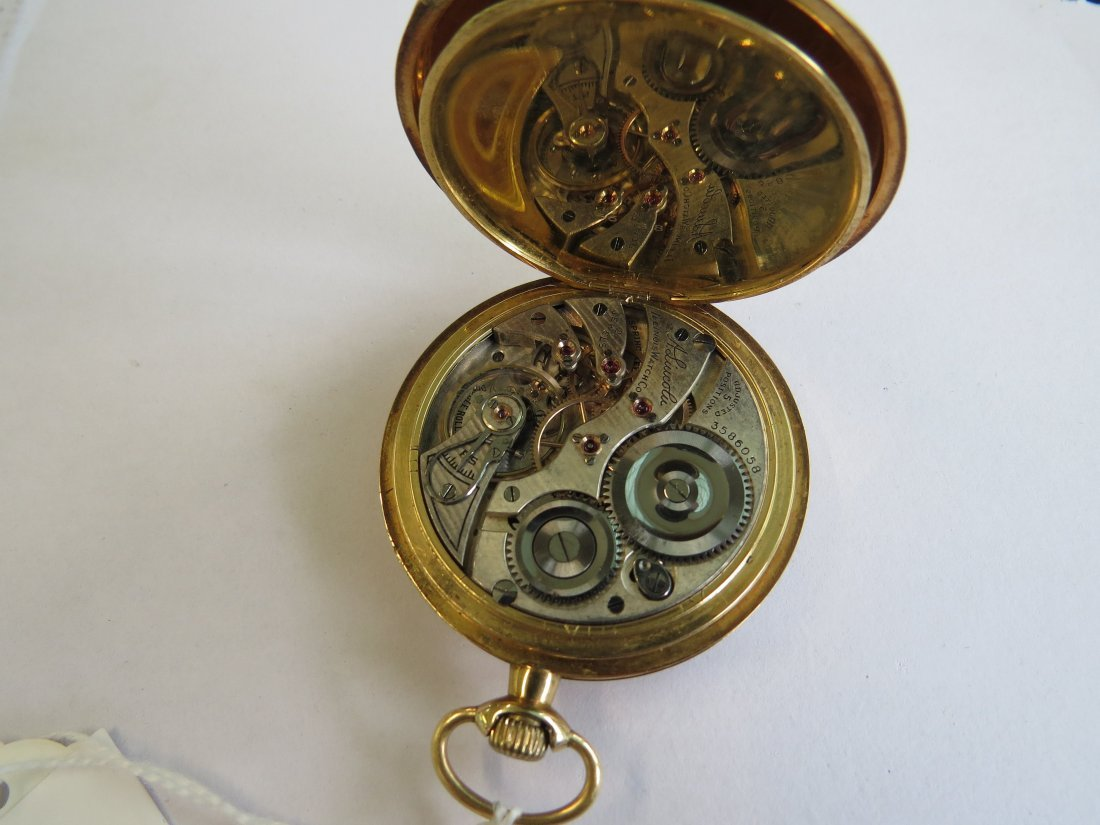 An Illinois Pocket Watch. - 3