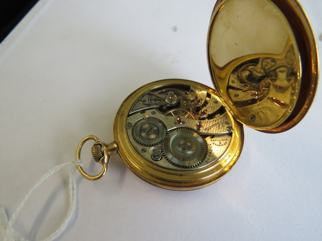 An Illinois Pocket Watch. - 4