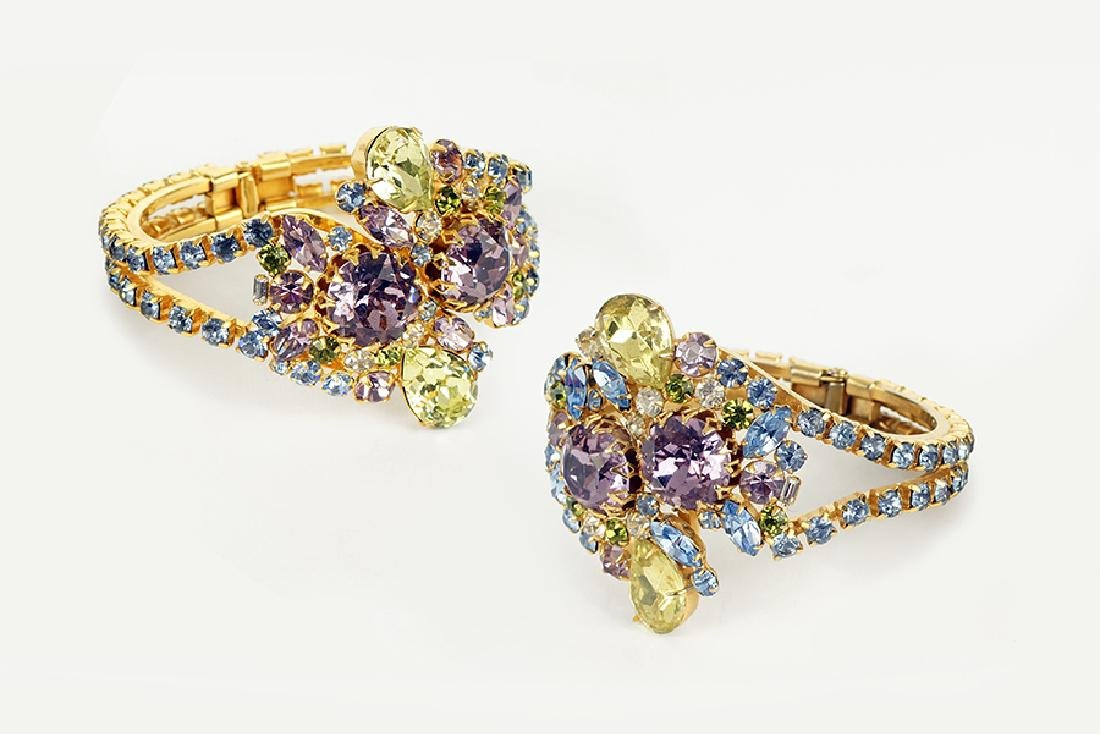 Two Hobe Bracelets.