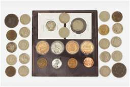 A Group Of Mixed US Coins.