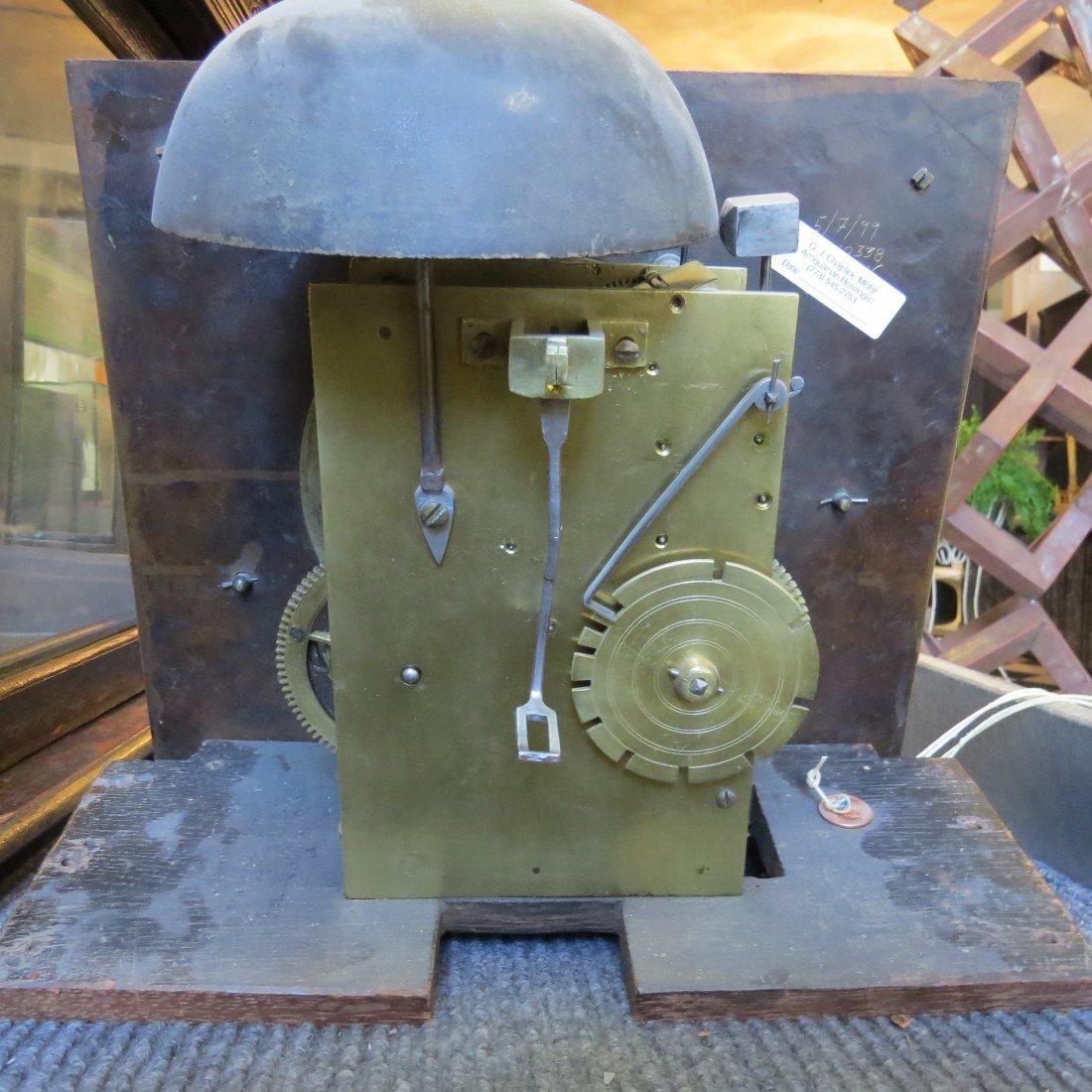 A George II Long Case Clock. - 10
