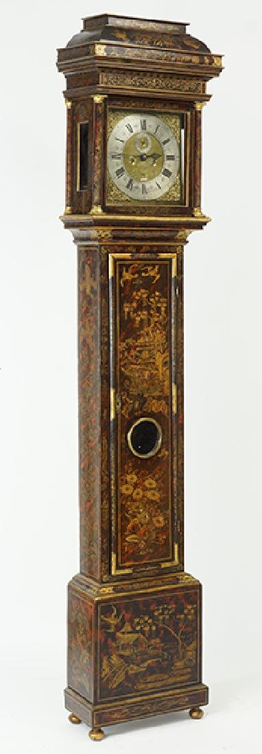 A George II Long Case Clock.